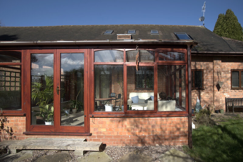 Solid Roof Conservatories in Norwich Norfolk